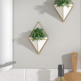 Charming Trigg Hanging Small Wall Décor (Set Of 2)