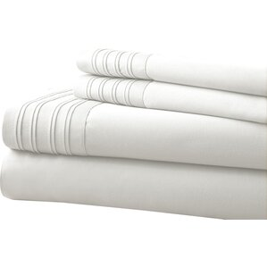 holmes thread count 4 piece sheet set