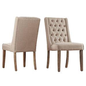 Muier Parsons Chair (Set of 2) by Lark Manor