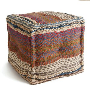 Amber Valley Square Ottomans by Bungalow Rose