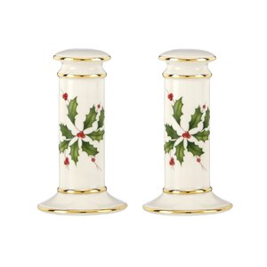Holiday Archive Salt and Pepper Set