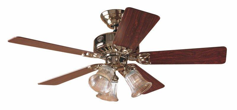 Hunter fan 52 beacon hill 5 blade ceiling fan wayfair 52 beacon hill 5 blade ceiling fan aloadofball Gallery