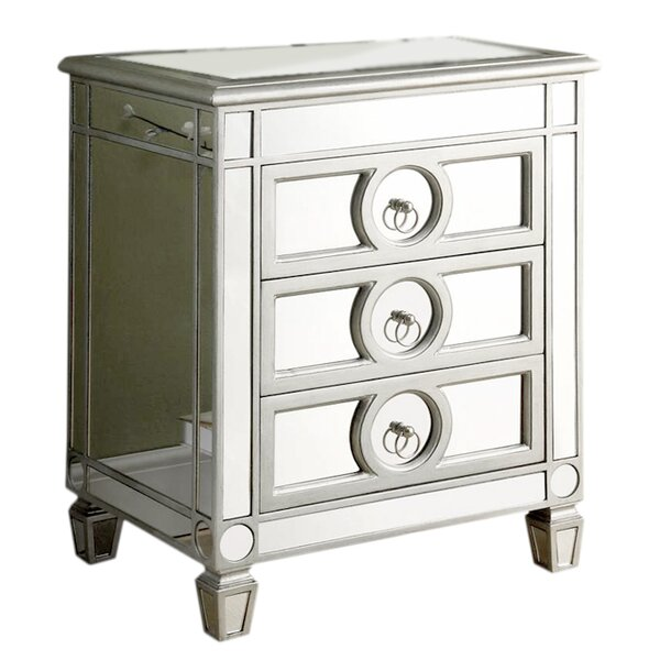 Mirrored Cabinets Chests You Ll Love Wayfair