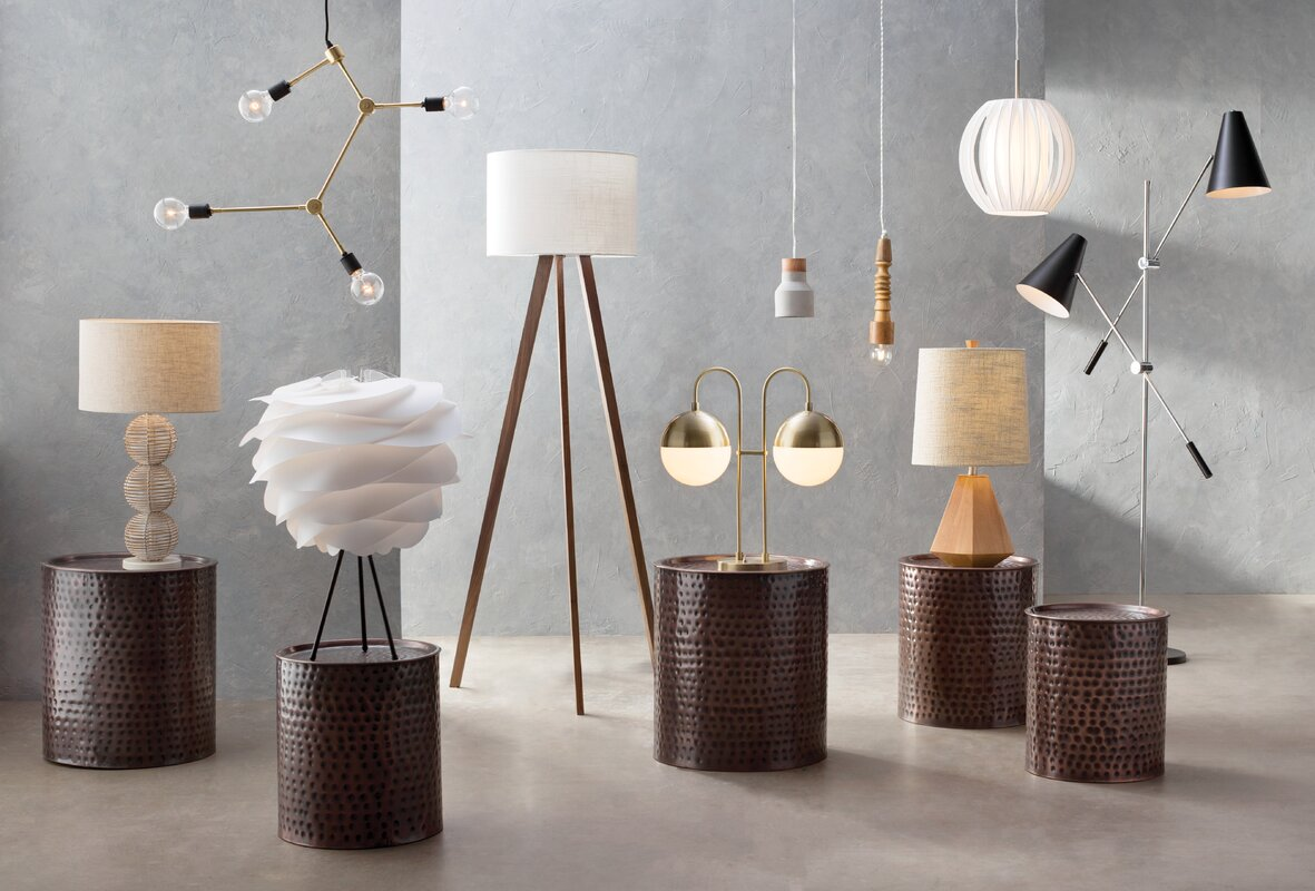 Brooklyn 63 Quot Tripod Floor Lamp Amp Reviews Allmodern