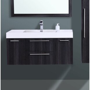 Sandifer Single Bathroom Vanity Set