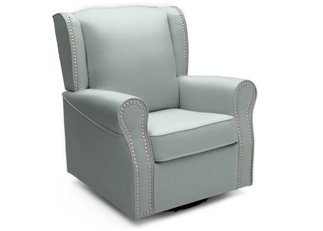 Wayfair Swivel Glider Chair: Delta Children Middleton Swivel Glider & Reviews