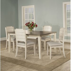Kinsey 5 Piece Dining Set by Rosecliff..