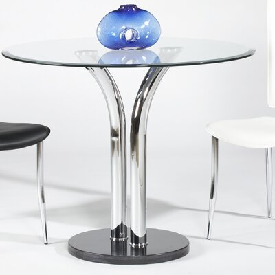 Glass Kitchen Amp Dining Tables You Ll Love Wayfair