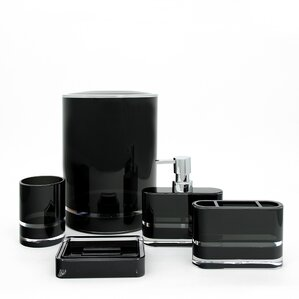 Black Bathroom Accessories Australia black accessories for bathroom. rubber coated black bath