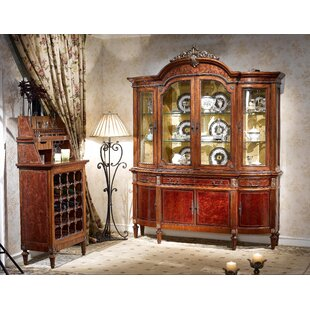 Arwen Four Door Display Unit China Cabinet