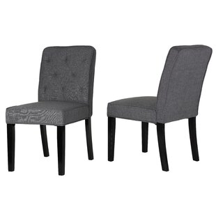 Lyndon Upholstered Dining Chair (Set of 2)