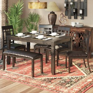 6 Piece Kitchen Dining Room Sets Youll Love