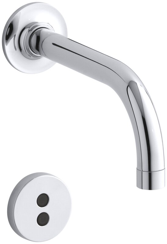 K-T11841-CP Kohler Purist Wall-Mount Commercial Bathroom Sink ...