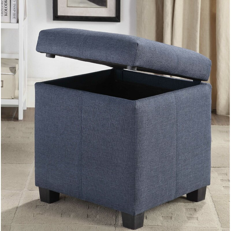 Kelleher Contemporary Storage Ottoman