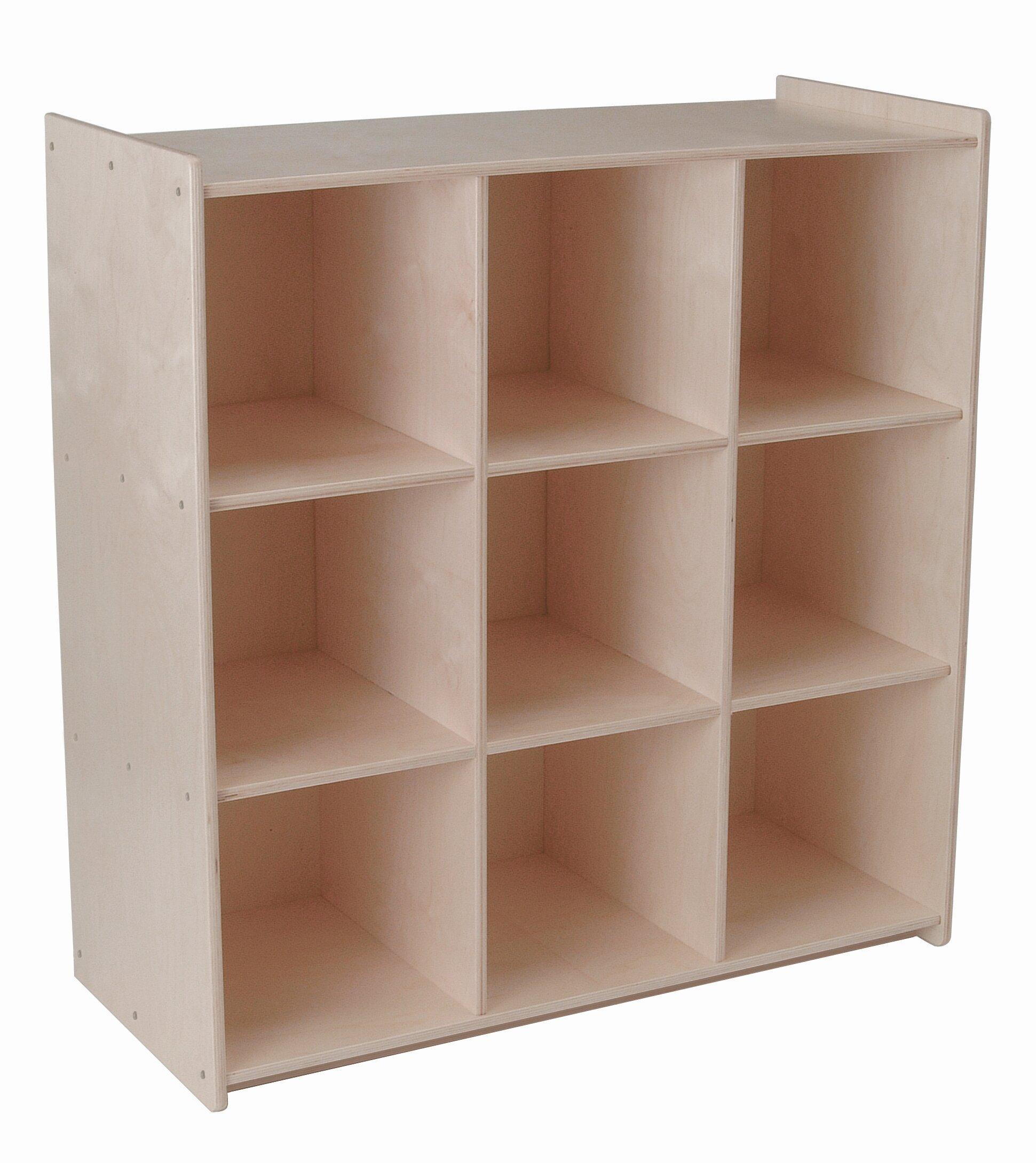 shelf of contemporary display gali bookcase storage image kids white cubby wood unit ip