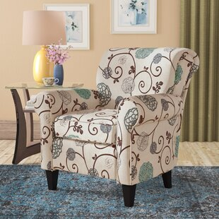 Floral Accent Chairs Youll Love Wayfair