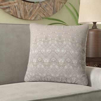Kess InHouse Alison Coxon Camellia Pink Greeen 26 Round Floor Pillow
