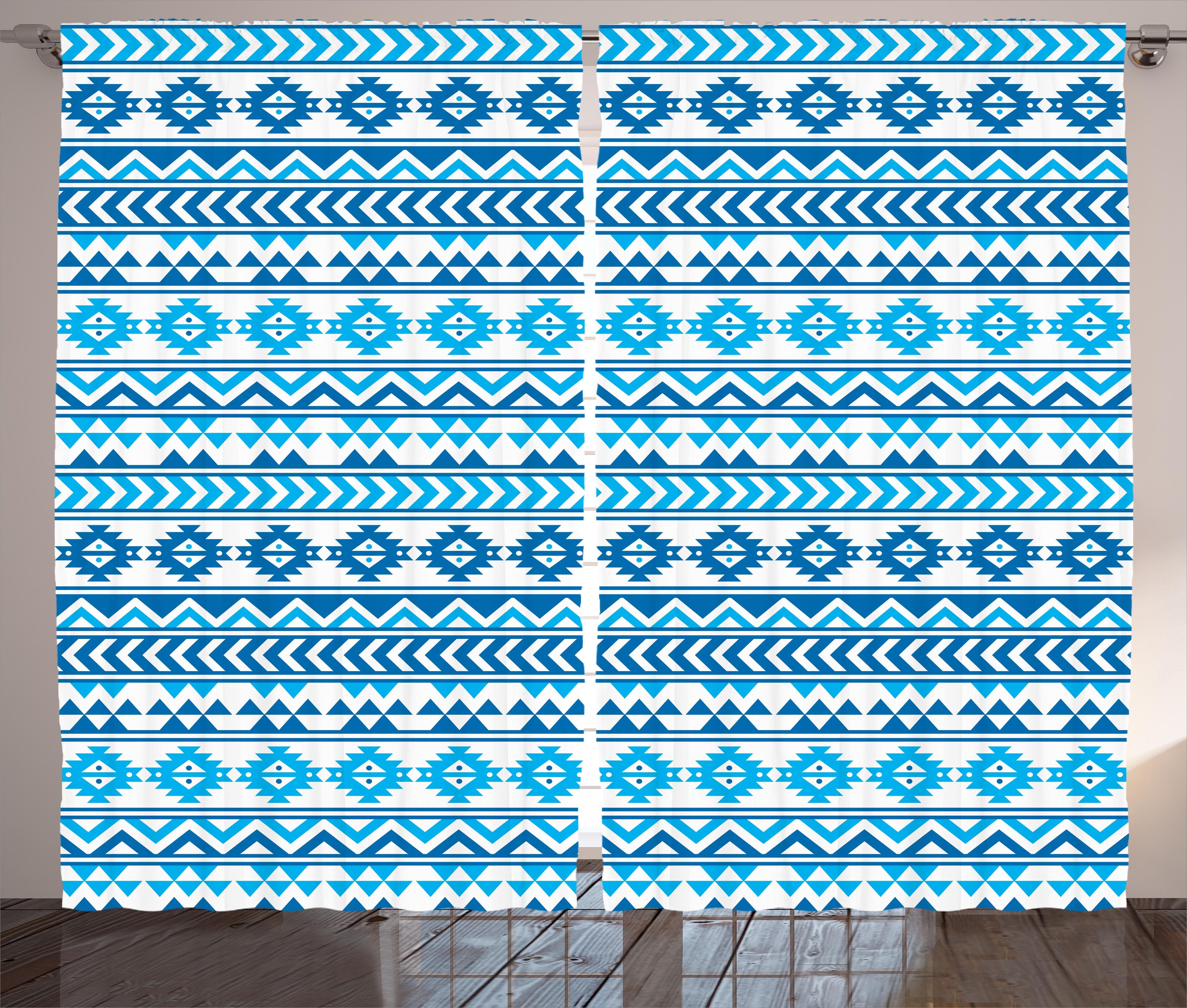 Bloomsbury Market Brownleigh Tribal Aztec Pattern with Native ...