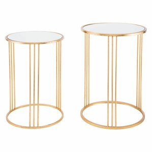 Braysham 2 Piece Nesting Tables (Set of 2) by Mercer41
