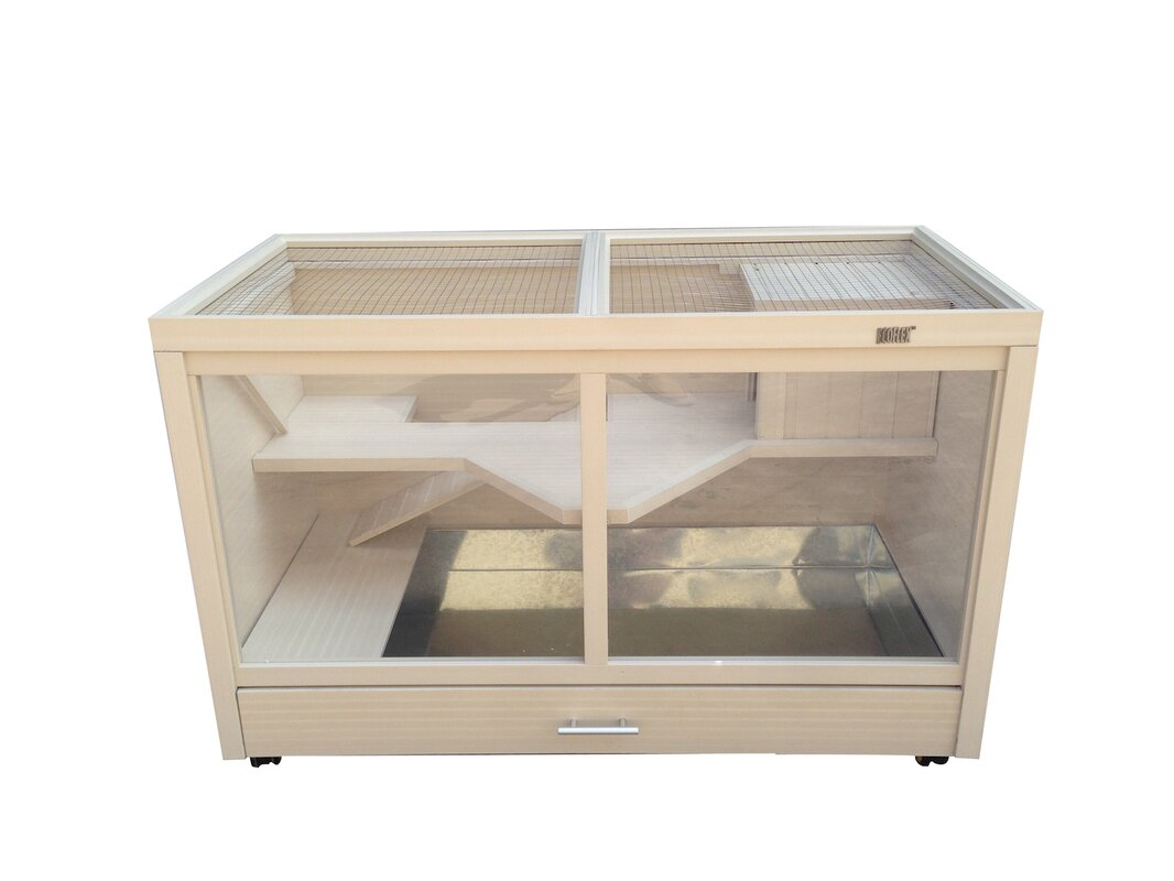 park avenue indoor small animal rabbit hutch
