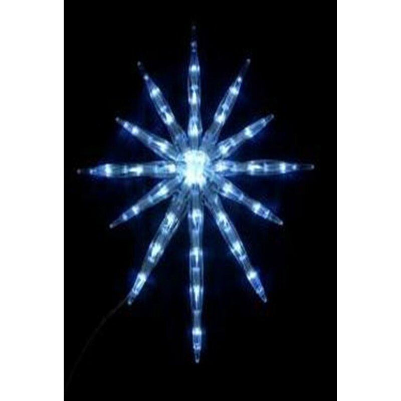Starburst Hanging Christmas Tree Topper - The Holiday Aisle Starburst Hanging Christmas Tree Topper & Reviews