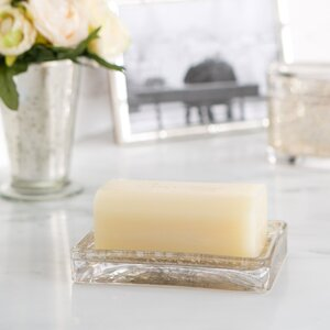 Mercury Glass Vanity Soap Dish