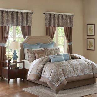 Climer 24 Piece Comforter Set