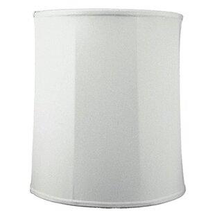 How to measure lamp shades wayfair 15 linen drum lamp shade aloadofball Images