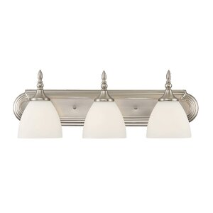 Gourdine 3-Light Bath Bar