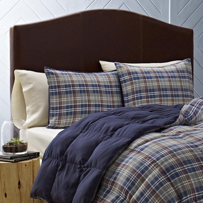 Eddie Bauer Rugged Plaid Comforter Set Amp Reviews Wayfair