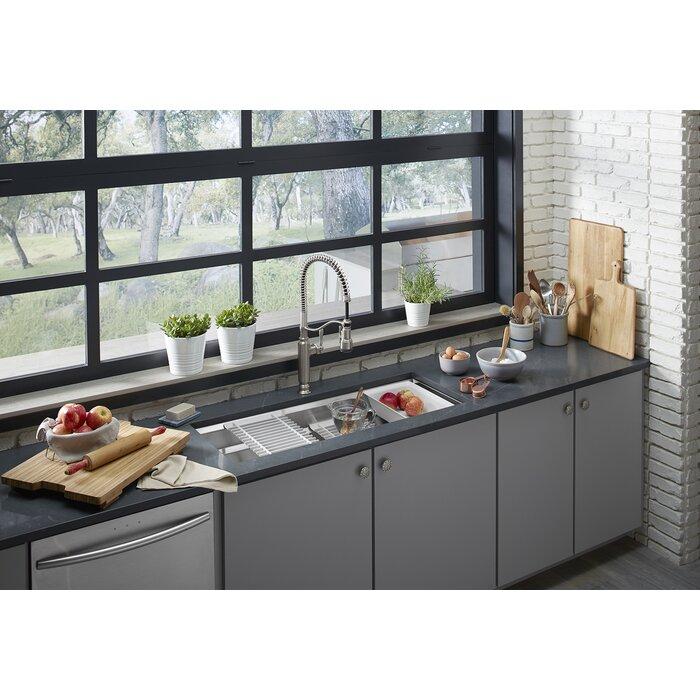 10 x 18 kitchen design. Prolific 44 in x 18 1 4 10 Kohler Under Mount Single Bowl