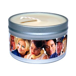 Vera's Eating Baptist Bacon Jar Candle