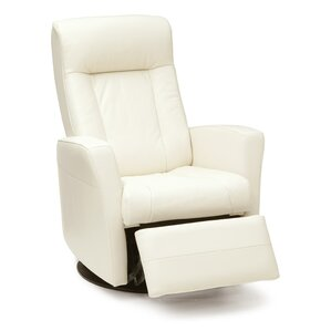 Banff Swivel Recliner  sc 1 st  Wayfair & White Recliners Youu0027ll Love | Wayfair islam-shia.org