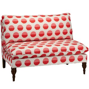 Adalynn Armless Loveseat by Ivy Bronx