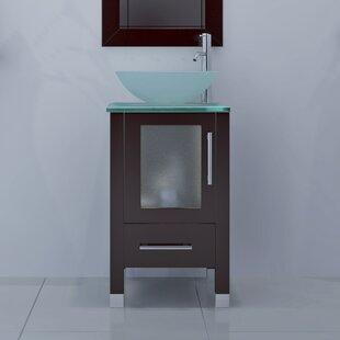 Save Ivy Bronx Candlewood 18 Single Bathroom Vanity Set