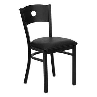 Hera Circle Circle Back Side Chair