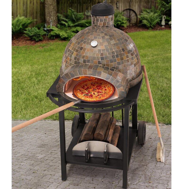 Wayfair Sunjoy Wood Fired Pizza Oven