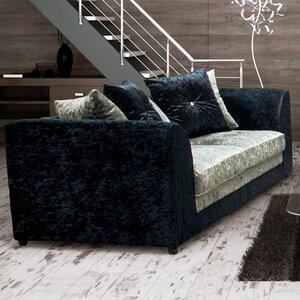 3-Sitzer Sofa Zinc von Castleton Home