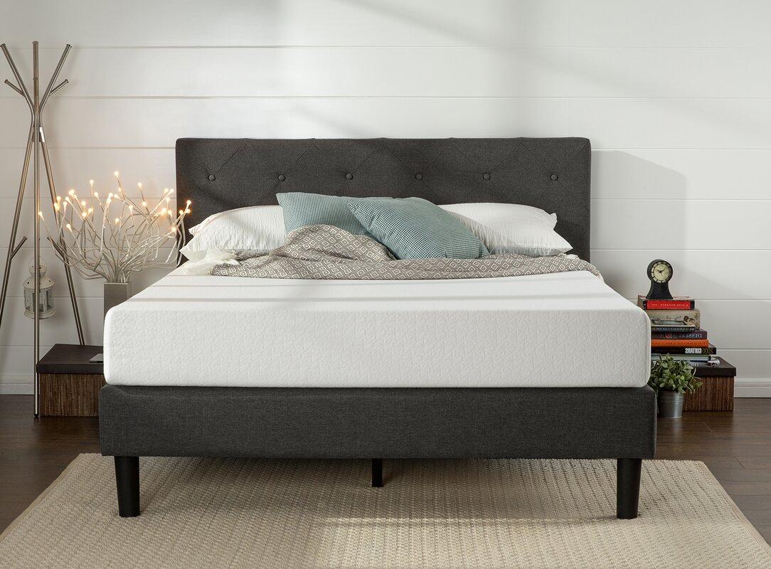 Zipcode Design Odessa Upholstered Platform Bed & Reviews
