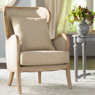 Gazon Accent Wingback Chair