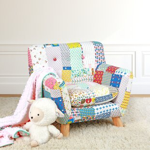 Jacey Patchwork Kids Chair