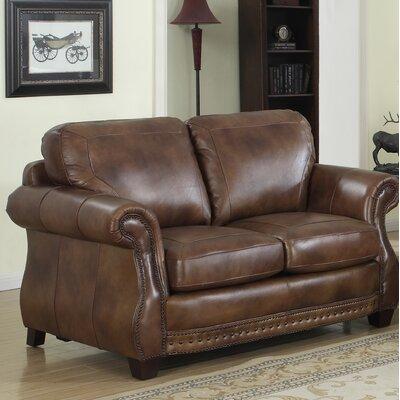 Cognac Leather Sofa Wayfair Ca