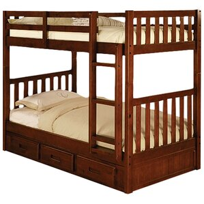 Kaitlyn Twin Bunk Bed by Viv + Rae