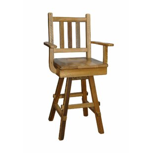 Toucha 30 Barnwood Swivel Bar Stools (Set Of 2) Find