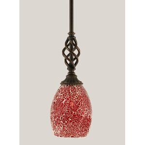 Ellesmere 1-Light Mini Pendant