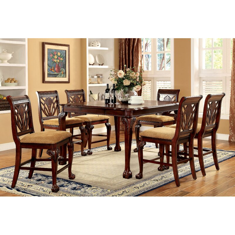 Attrayant Coleman Counter Height Dining Table
