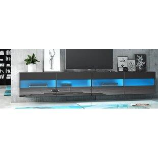 Wall Tv Stand With Led Lights | Wayfair co uk