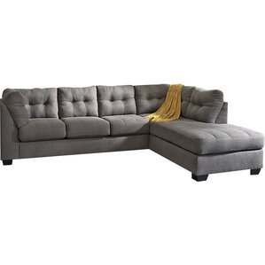 Kitty Sleeper Sectional  sc 1 st  Wayfair : sectional sofa sleeper with chaise - Sectionals, Sofas & Couches