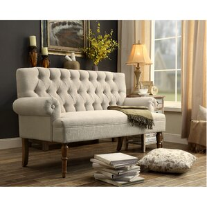 Settee Loveseats Youu0027ll Love | Wayfair