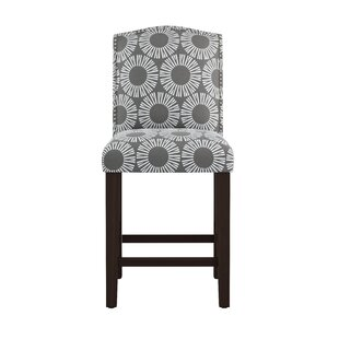 Edford Arched Medallion 26 Bar Stool